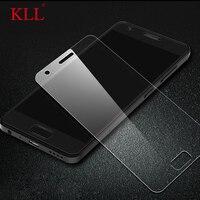 KLL 9H High Quality Tempered Glass For Lenovo Vibe X2 P1M Shot K4 K5 note A850 A2010 A536 P70 A850 plus Screen Protector Film