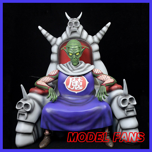 MODEL FANS instock Original NEW Dragon ball 28cm initial stage Piccolo GK resin statue Action Figure Collection Model Toy model fans dragon ball vkh 32cm goku vs piccolo gk resin statue figure toy for collection