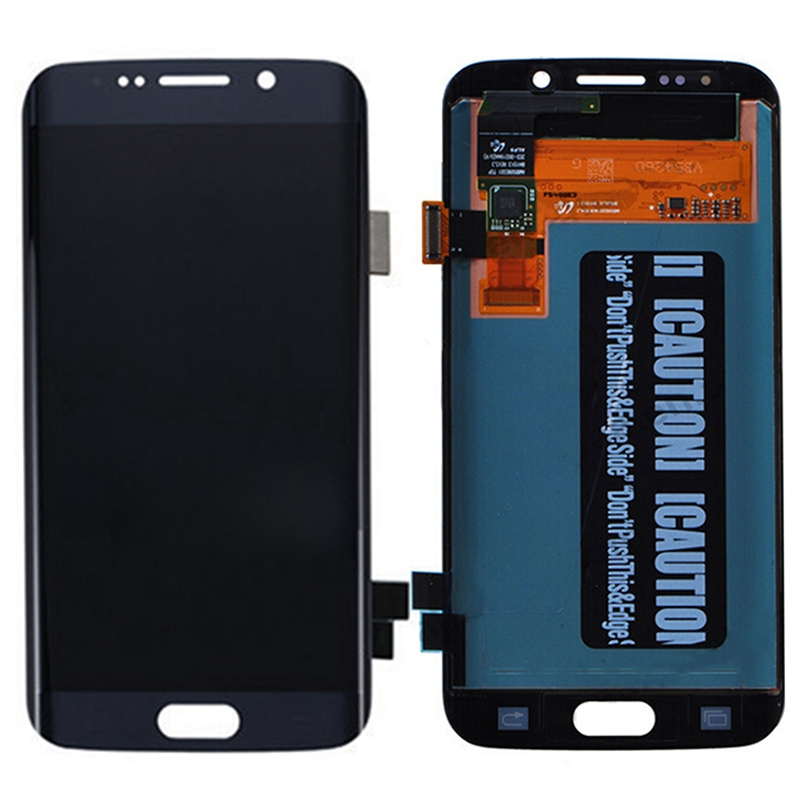 Original LCD Display + Touch Panel for Galaxy S6 Edge / G925 Original LCD Display + Touch Panel for Galaxy S6 Edge / G925