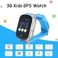 A19 GPS Smart Uhr mit SOS Rufen Sie für Kinder und Alte Mann Sicherheit Wacth Spur Rekord 3G WCDMA Lage uhr Uhr PK T58