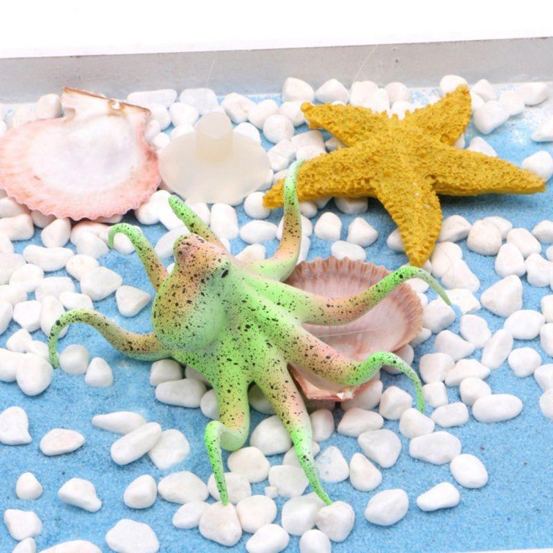 Fish Tank Decorations Home Decor Fluorescent Artificial