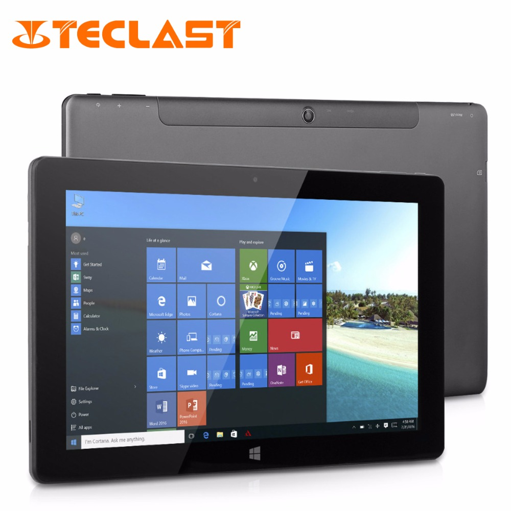 Cheap Teclast Tbook 11 PC Tablets 10.6 inch Windows 10 ...