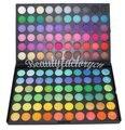Frete grátis Pro 120 Full Color Eyeshadow Palette Maquiagem Sombra 1 # Ingredientes Fosco Maquiagem Conjunto
