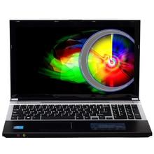 15.6inch Intel Core i7 CPU 8GB RAM+240GB SSD+500GB HDD Built-in WIFI Bluetooth DVD-ROM Windows 7/10 Laptop Notebook Computer