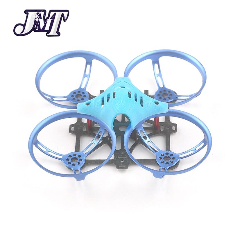JMT Toad 88 Indoor Brushless Mini 90mm Frame Kit Candy Color Frames for RC FPV Racing Drone Quadcopter F21661 90mm frame kit