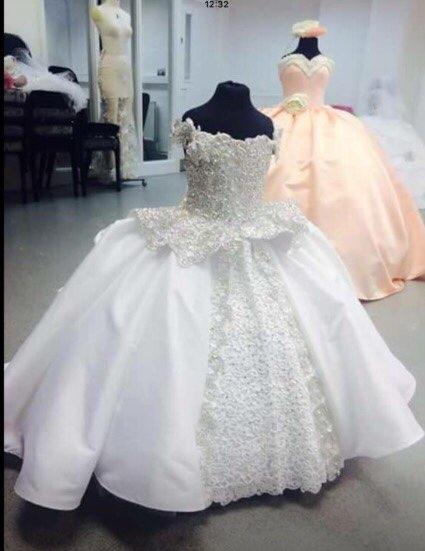 vestidos de primera comunion con cola