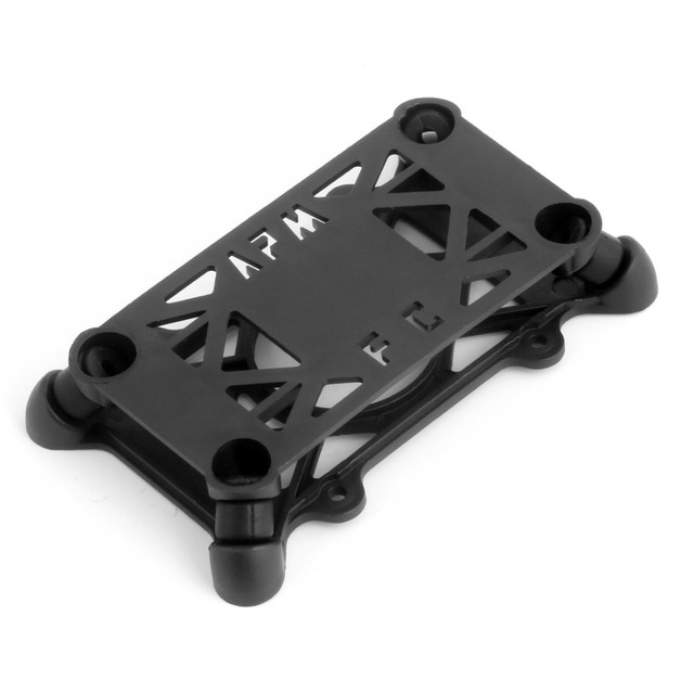 Flight Control Damping Plate Controller Board Anti-vibration Kit Shock Absorber for APM 2.5 2.6/KK/MWC FS Drone Accessory F16285