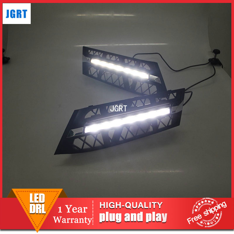 car styling 2010-2013 For BMW 535i LED DRL For 535i   led fog lamps daytime running light High brightness guide LED DRL