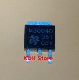 Original 100% NEW QM3004D M3004D QM3004 3004 DPAK 10PCS/LOT