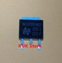 Original 100% nuevo QM3004D M3004D QM3004 3004 DPAK 10 unids/lote