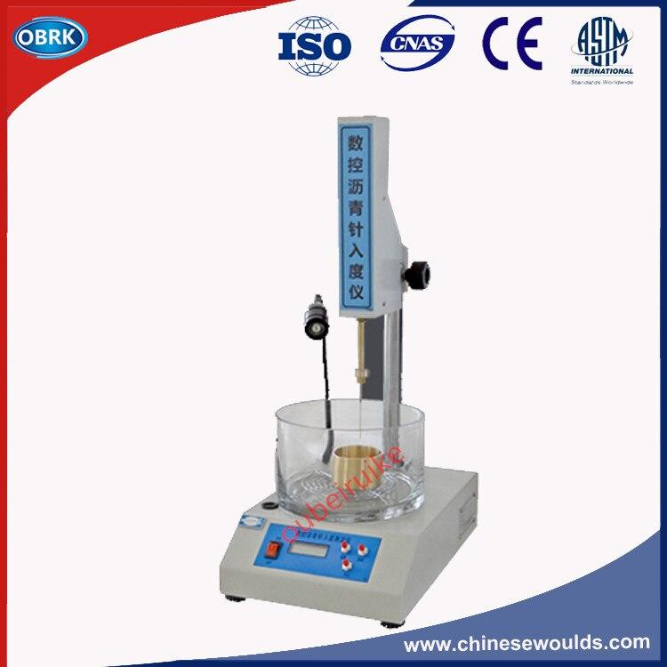 SZR-3 LCD Advance Laboratorio di Display Digitale Asfalto Penetrometro, Asfalto Penetrazione Strumento di Prova