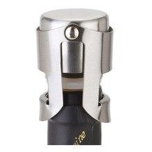 Sealer-Plug Wine-Bottle-Stopper Champagne Sparkling Stainless-Steel New