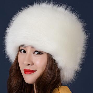 Ivory Red White Bride Hat Brides Fashion Russian Warm Winter Fur Feather Party Wedding Hat Bridal Accessories Female Cap