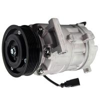 8FK351110921 Compressor air Conditioner AC Air compressor 6SEU14C for Audi A4 B6 8E a6 c6 4F from BJ 04 1.6 1.8 1.9 8e0260805ba