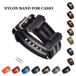 Nylon strap watchbands for casio G-8900 GA-110/100/120/150/200/300/400 GD-100/110/120 series DW-5600 GW-M5610 DW6900 GLS-8900