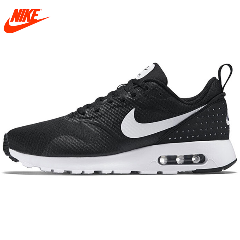 Original New Arrival Official Authentic NIKE AIR MAX TAVAS Men's Running Shoes Sneakers Comfortable Fast Outdoor Athletic 2017 free shipping new arrival traditional tavas women colors casual shoes breathable max size 36 42 black white superstar