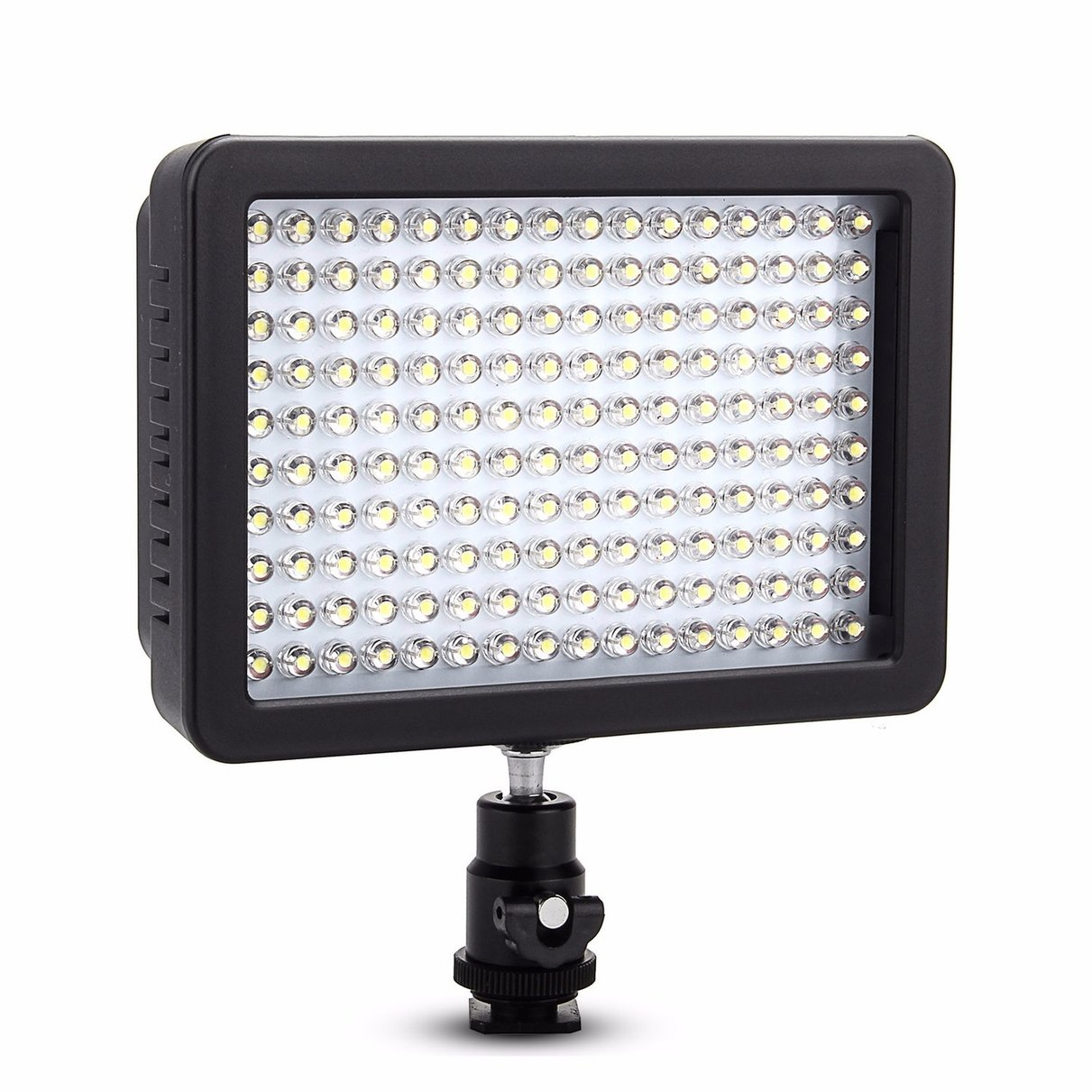 WanSen W160 LED Video Camera Light Lamp For Canon Nikon Pentax sony DV the same with