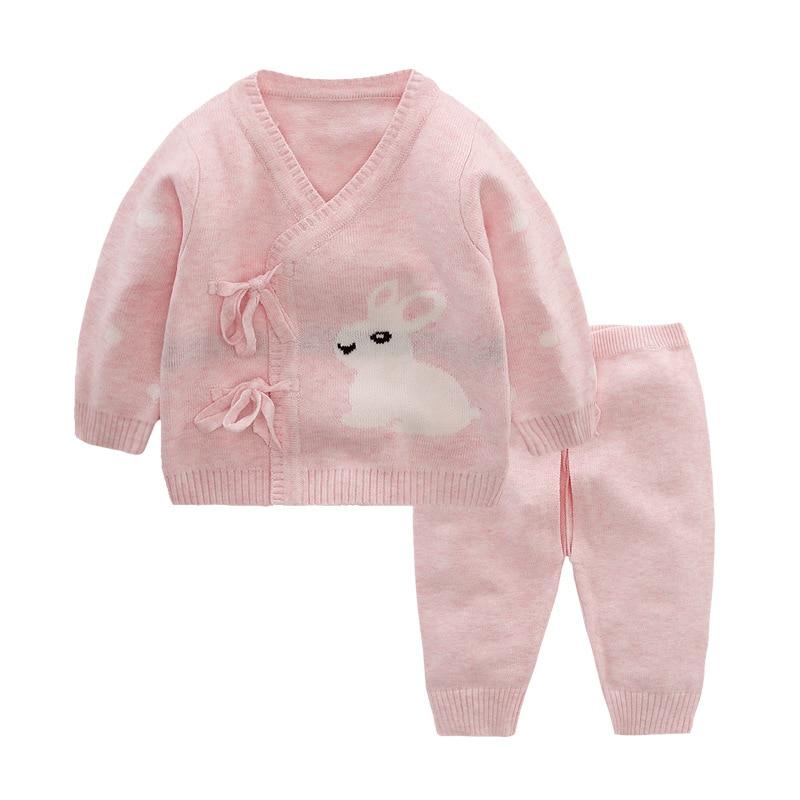 edb288409 Aliexpress.com   Buy New 2pcs set Newborn Baby Girls boys Autumn ...