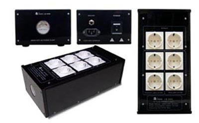 Bada LB 5600 HiFi Power Filter Plant Schuko Socket