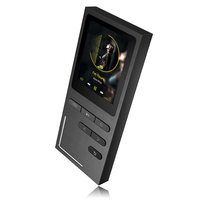 Original HiFi Metal MP3 Player Built In Speaker APE FLAC WAV High Sound Quality 8GB Entry