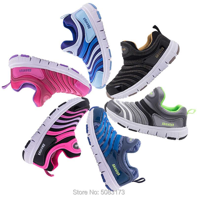 2019 חדש אופנה דינמו משלוח ילד נעלי ילד ספורט נעל ילדה נעל ריצה נעל ילדי רך עם סוליות לנשימה נעליים