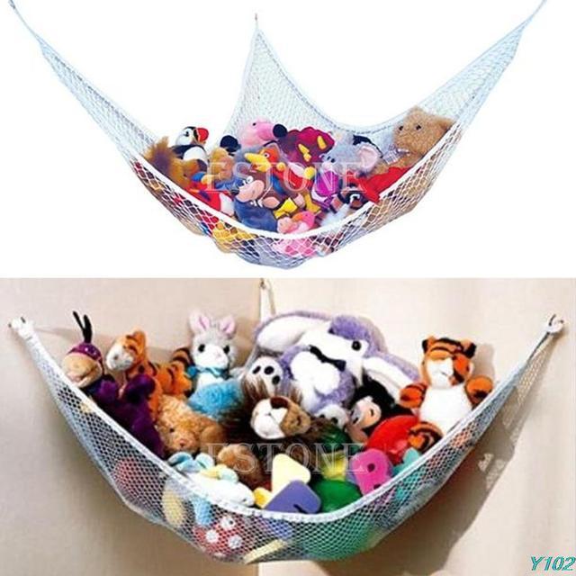 Useful Large Jumbo Deluxe Pet Organize Corner Stuffed Animals Toys