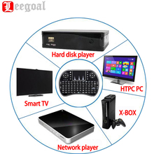 2.4G Wireless Mini i8 Gaming Remote Controller Cordless Keyboard Portable Fly Air Mouse For PC Android TV Box Laptop Tablet