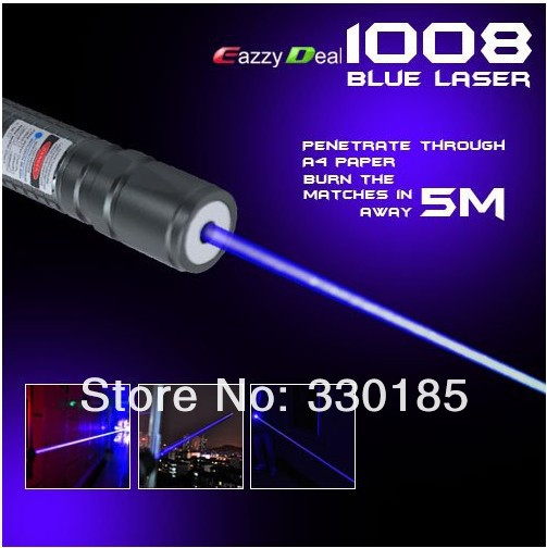 high power Military Powerful 405nm <font><b>5w</b></font> 5000m Lazer Beam portable violet <font><b>blue</b></font> <font><b>laser</b></font> pointers Light Burning Matches+Changer+gift image