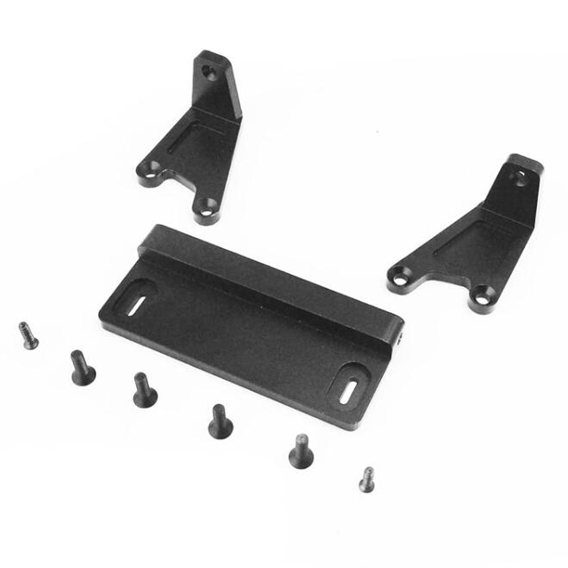 1/10 rc crawler car shell metal fixed bracket sets for 1:10 scale 4WD TF2-LWB chassis match Killerbody LC70 hard body
