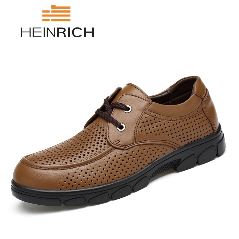 HEINRICH 2018 New Arrival Italian Men Brogue Shoes Men Formal Dress Oxfords British Top Quality Footwear Men Leather ShoesHEINRICH 2018 New Arrival Italian Men Brogue Shoes Men Formal Dress Oxfords British Top Quality Footwear Men Leather Shoes
