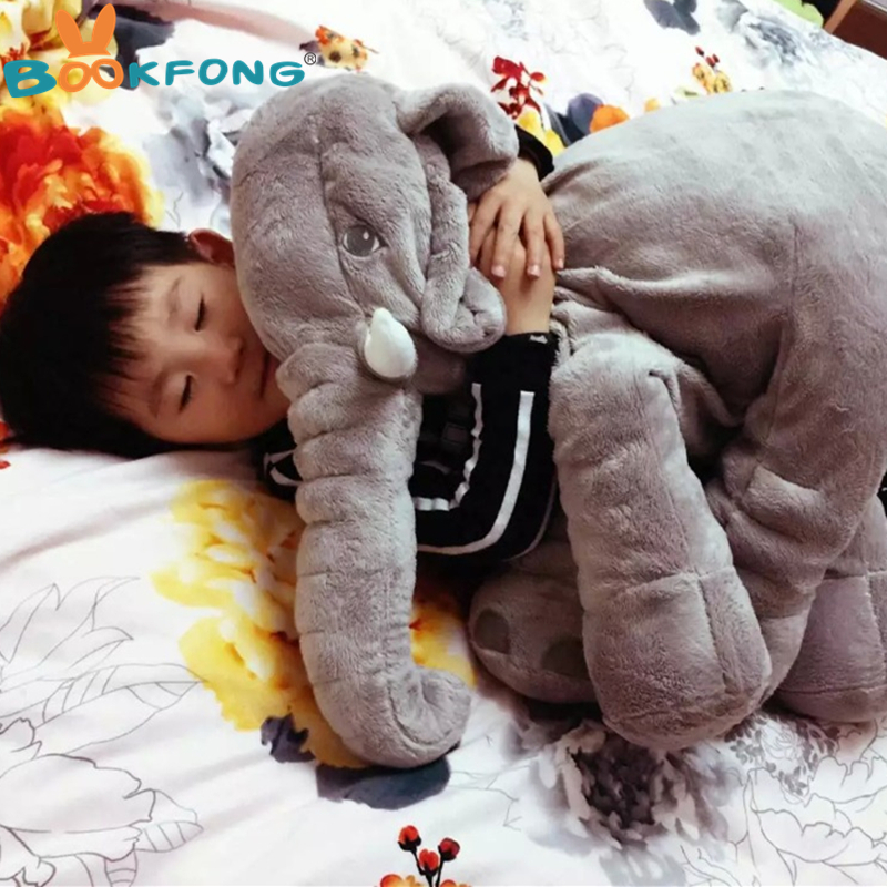 BOOKFONG-1pc-Big-Size-60cm-Infant-Soft-Appease-Elephant-Playmate-Calm-Doll-Baby-Toys-Elephant-Pillow-Plush-Toys-Stuffed-Doll-4