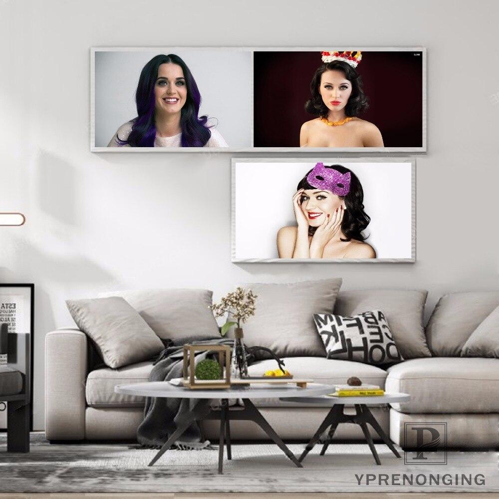 Custom New Silk Poster Wall Decor Katy Perry
