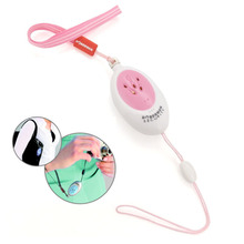 Women Personal Alarm Mini Anti Rob Alarm Bell 100dB Self-protection Alarm Portable Guard Safety Security Alarm FC