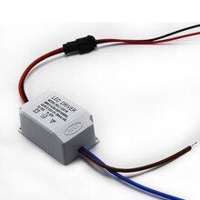 купить 1X AC 85V-265V to DC 2V-12V LED Electronic Transformer Power Supply Driver 3X1W по цене 56.66 рублей