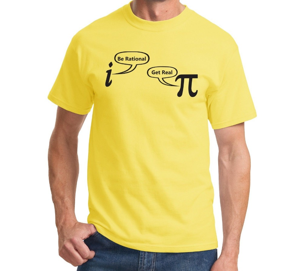 Be Rational Get Real Funny T Shirt Math Geek Nerd Humor Tee Holiday Gift Shirt More Size and Colors-A333 4