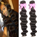 Good Quality Indian Virgin Hair water wave weave bundles Natural wave 100 percent Human Hair big Curly weave ocean cheapest hot