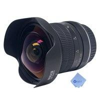 Meike 8mm f/3.5 Fisheye Manual Lens for Canon EF EOS 6D 600D 70D 80D 100D 550D 650D 750D 1000D T6 T5i Cameras /Full Frame /APS C