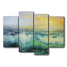 Laeacco Clouds Swallows Sunshine Canvas Oil Poster And Prints Living Room House Wall Decor Art Painting Home Decoration Picture laeacco sea marine fish sunshine posters and prints canvas painting wall art picture home decor living room decoration
