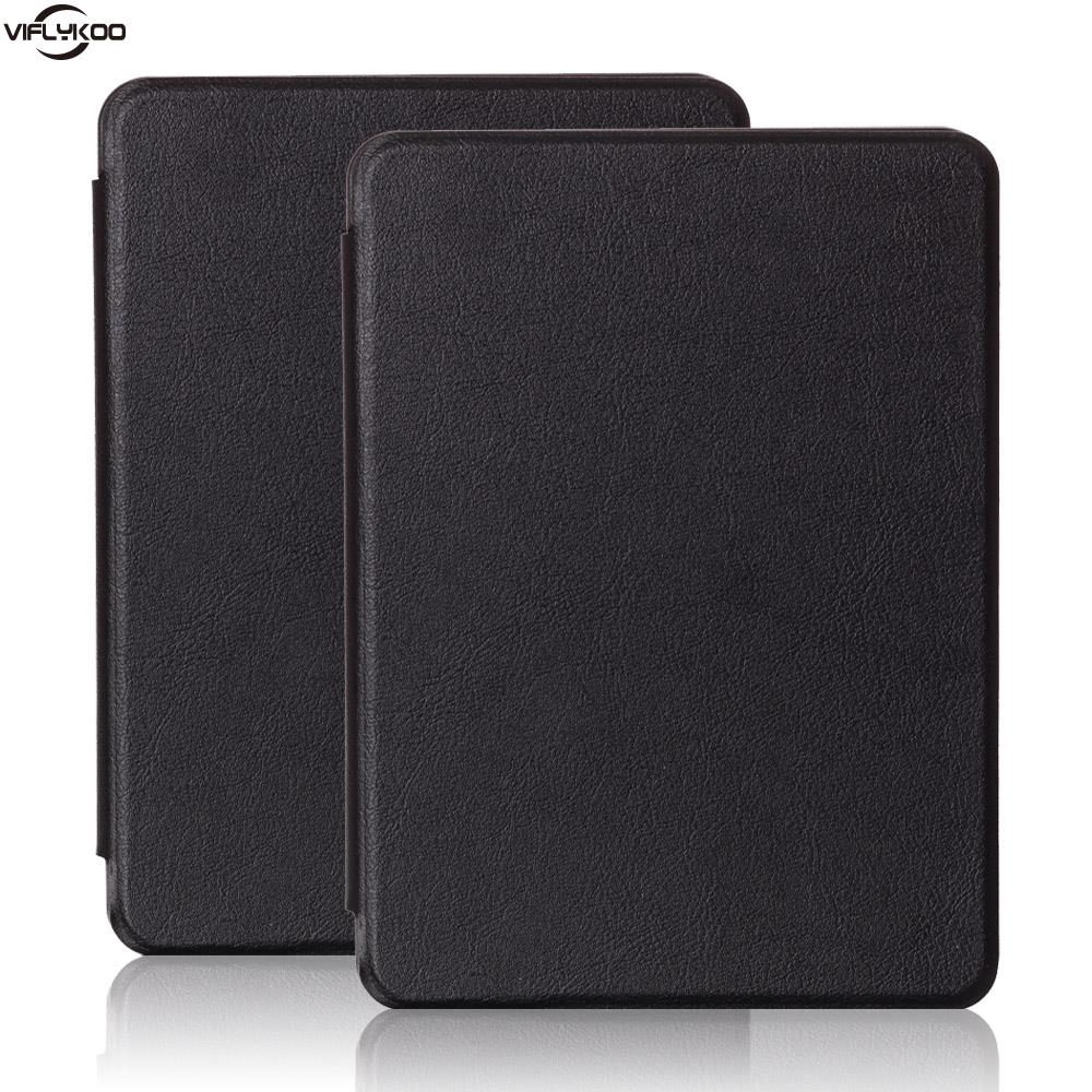 Capa Para For Barnes Nook Glowlight Plus Case Nook Ebook PU Leather Case Protective Shell Pouch