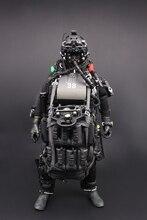 M004 MT-M004 HALO UDT Navy Seal Halo Jumper Jump Suit Version 12 Collectible Action Figure