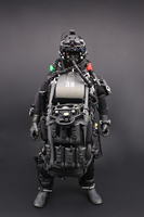 M004 MT M004 HALO UDT Navy Seal Halo UDT Jumper Jump Suit Version 12 Collectible Action Figure