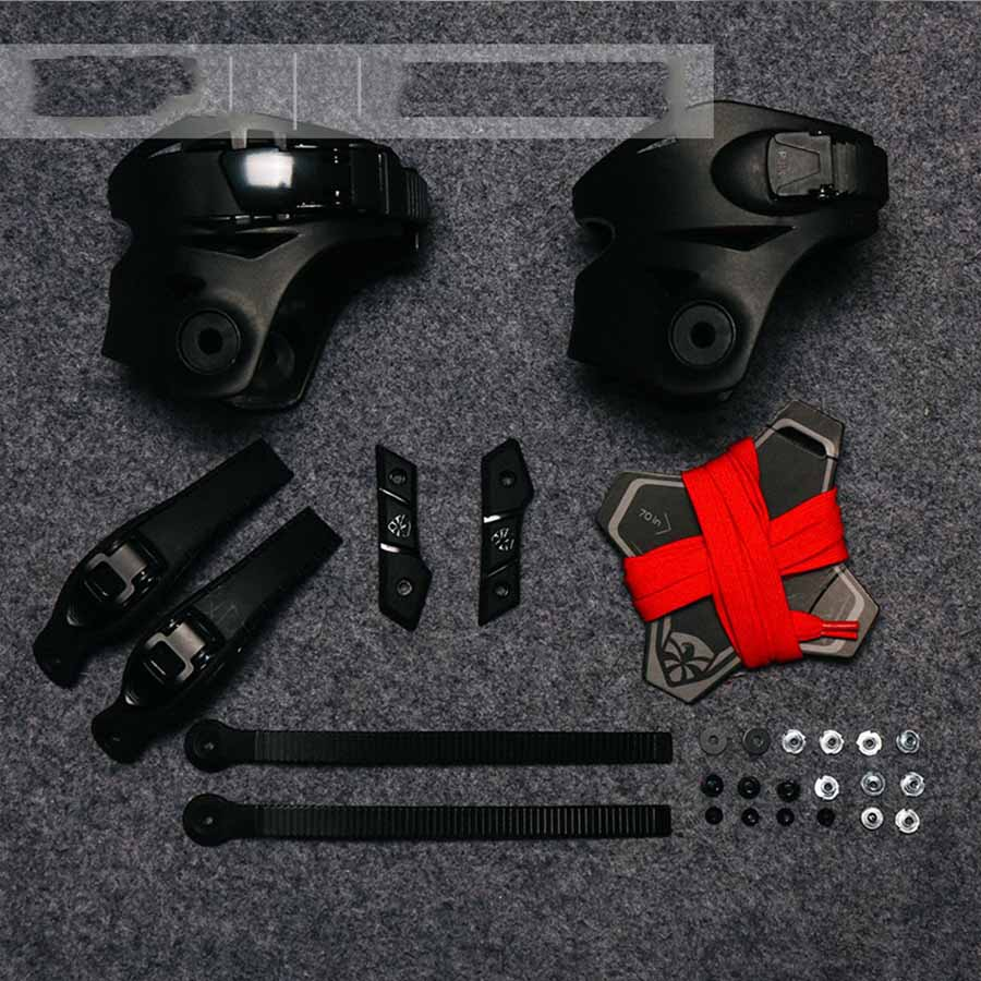 Original Flying Eagle F5S F6S CUFF Set Kit Include Customize Set Hook Loop Sliding Protection Tie