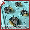 Comercio al por mayor bluetooth Ibeacon CC2541 ibeacon beacon circular Más Pequeño Chip con la batería