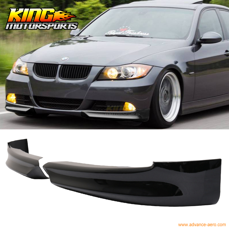 2008 Bmw 3 Series Exterior: For 2005 2008 06 07 BMW E90 3 Series OE Style Front Bumper