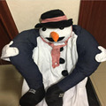 on Snowman Oktoberfest Costume Animal Funny Dress Up Fancy Pants Novelty Mascot Custome