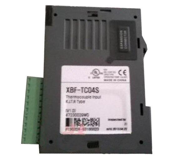 XBF-TC04S XGB PLC Thermocouple Input module brand new brand new original fbs 2tc plc 24vdc 2 thermocouple input module module