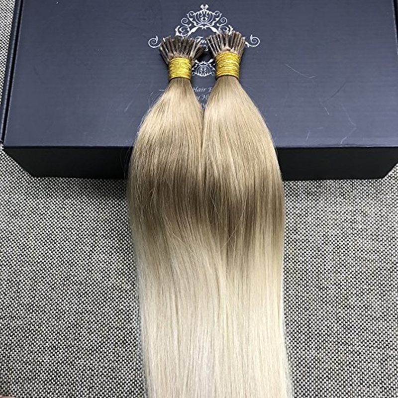 Full shine stick hair extensions cold fusion ombre balayage color full shine stick hair extensions cold fusion ombre balayage color i tip extensions color 12 fading to 613 blonde good quality in fusion hair extensions from pmusecretfo Gallery