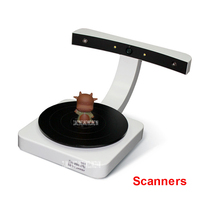 New Arrival 32Bits Dual Laser 3D Scanner JT scan 3D Printer Scan 2MP CMOS Image Sensor USB Interface 3D Scan for 3D Printer