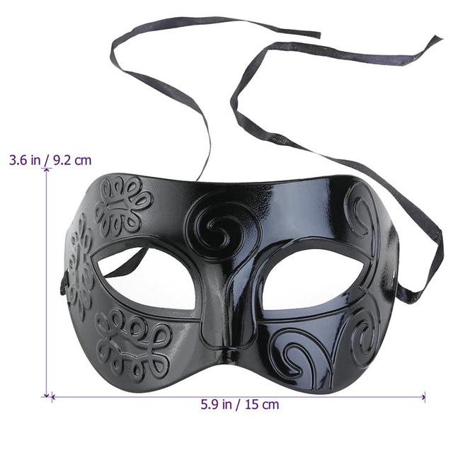 Men Venetian Masquerade Mask