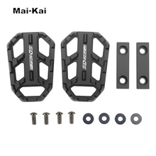 MAIKAI Motorcycle Accessories FOR BMW F750GS F750 GS 2013-2019 CNC Aluminum Alloy Widened Pedals